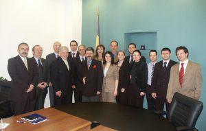 echipa ECDL la MCTI